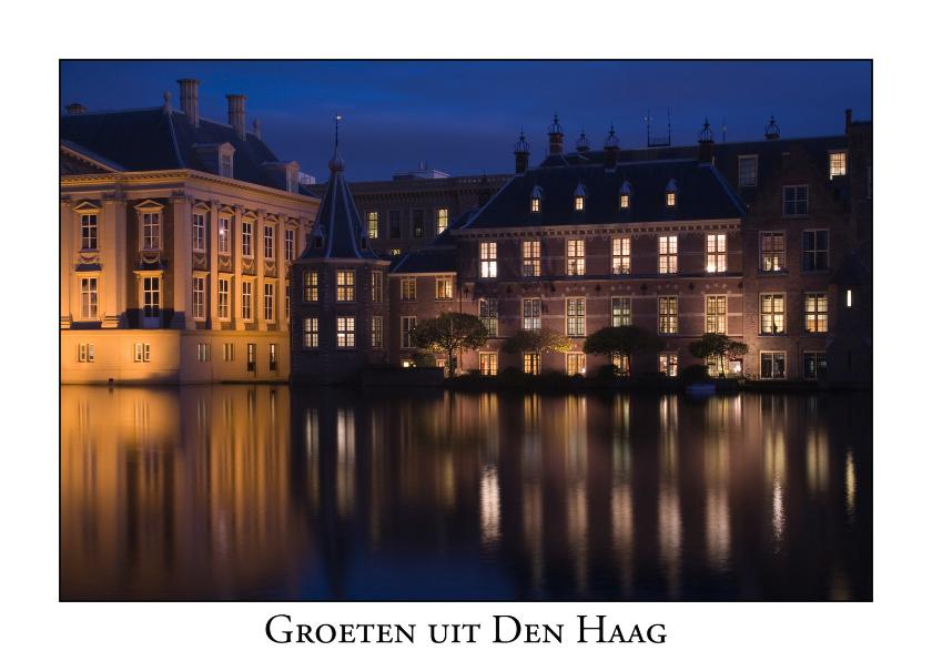 Ansichtkaarten - Groeten uit Den Haag III