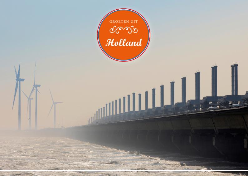 Ansichtkaarten - Groeten uit Holland LXVI