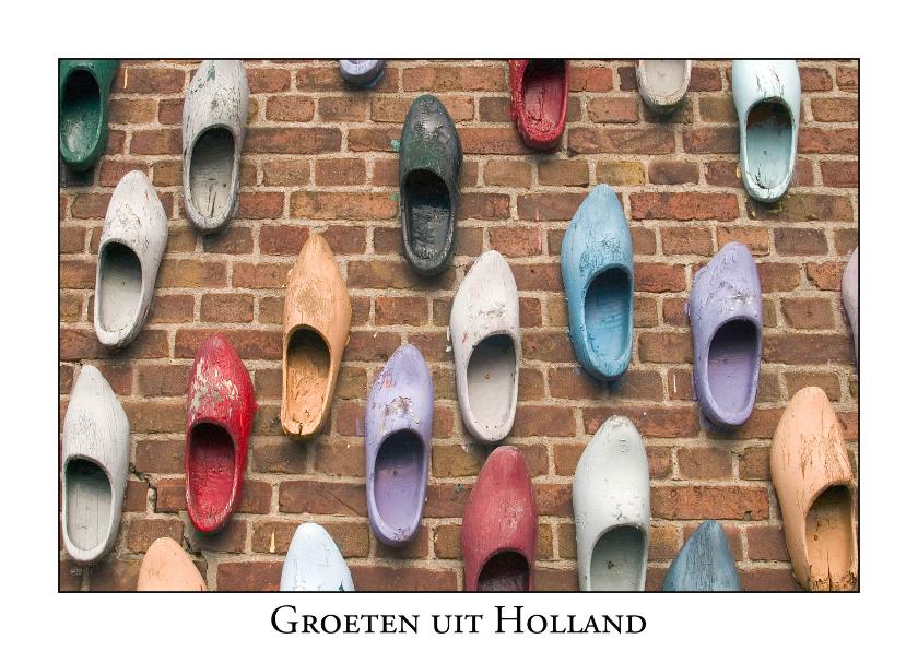 Ansichtkaarten - Groeten uit Holland XIX