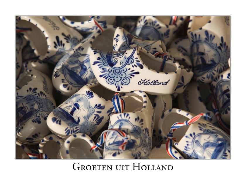 Ansichtkaarten - Groeten uit Holland XXXII