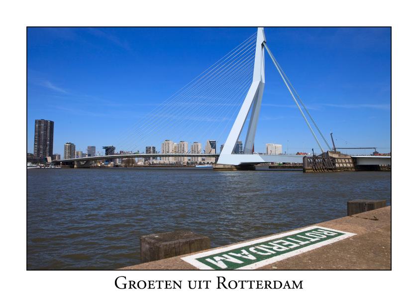 Ansichtkaarten - Groeten uit Rotterdam V
