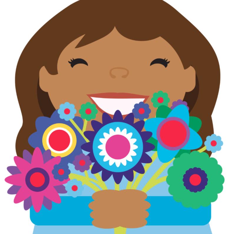 Beterschapskaarten - Alies Design bloemen 3