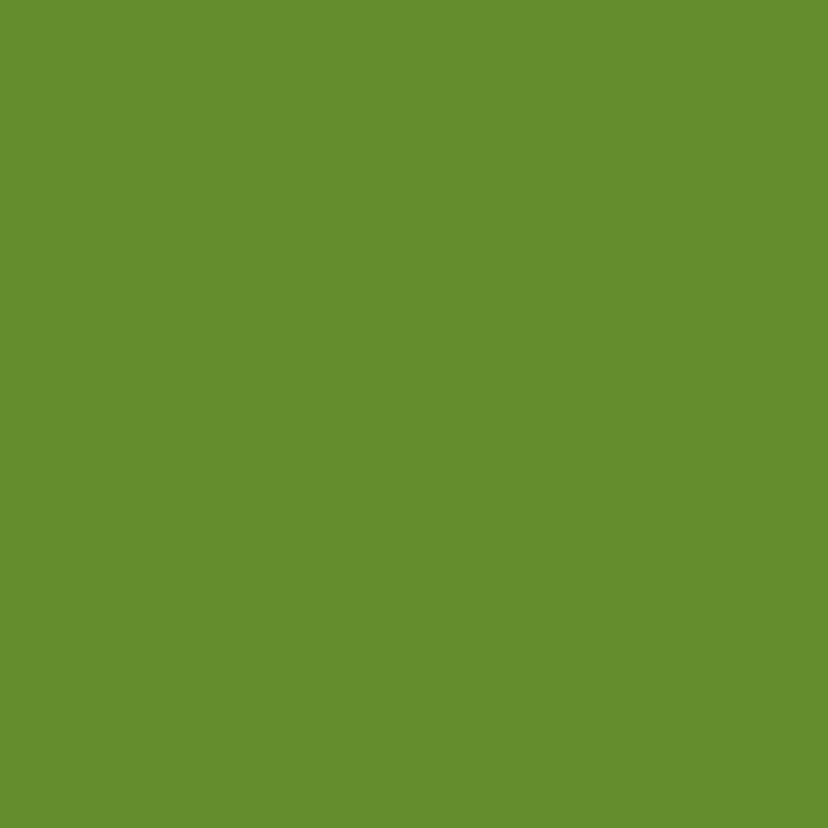 Blanco kaarten - Donker groen enkel vierkant