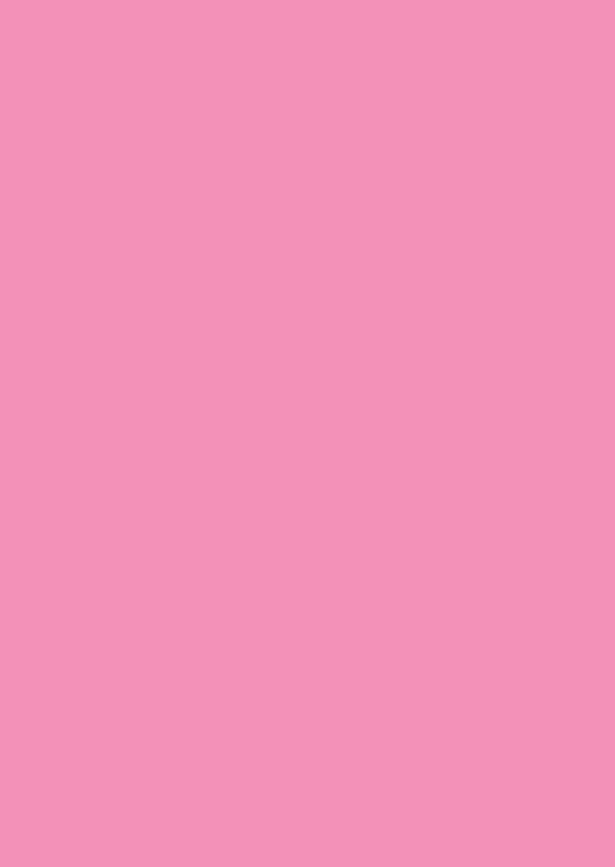 Blanco kaarten - Kies je kleur roze staande kaart