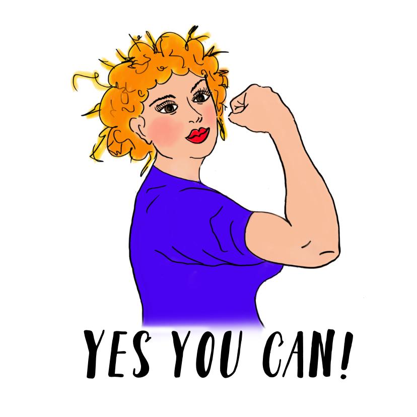 Coachingskaarten - Coachingskaart Yes you did it PA