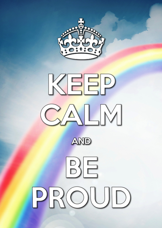 Coachingskaarten - Keep Calm and Be Proud - SG