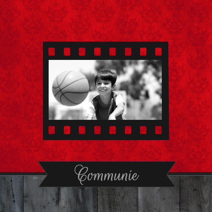 Communiekaarten - Communie bioscoop - BK