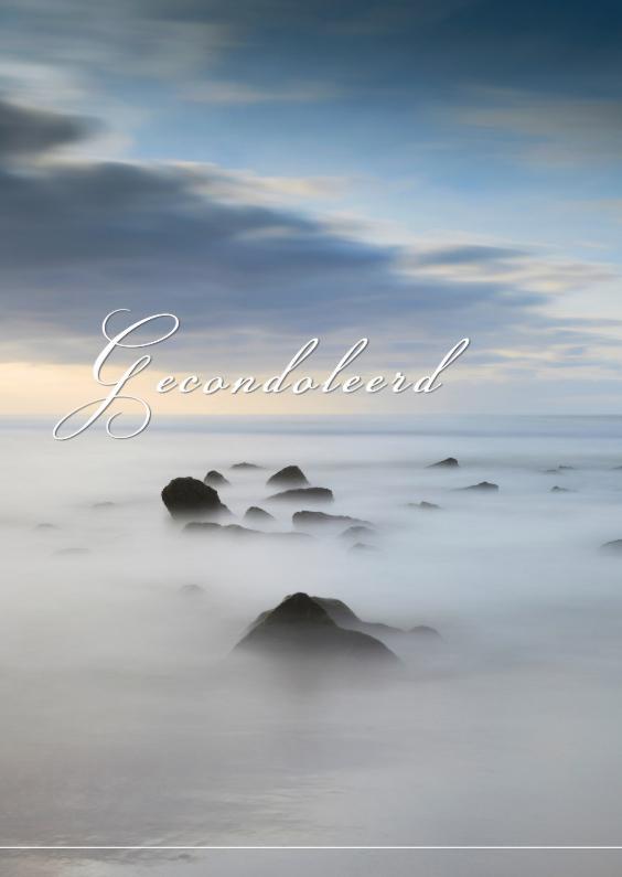Condoleancekaarten - Condoleance LV