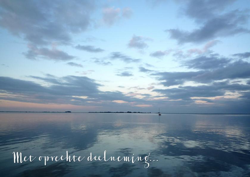Condoleancekaarten - Condoleance Nederland Waterland