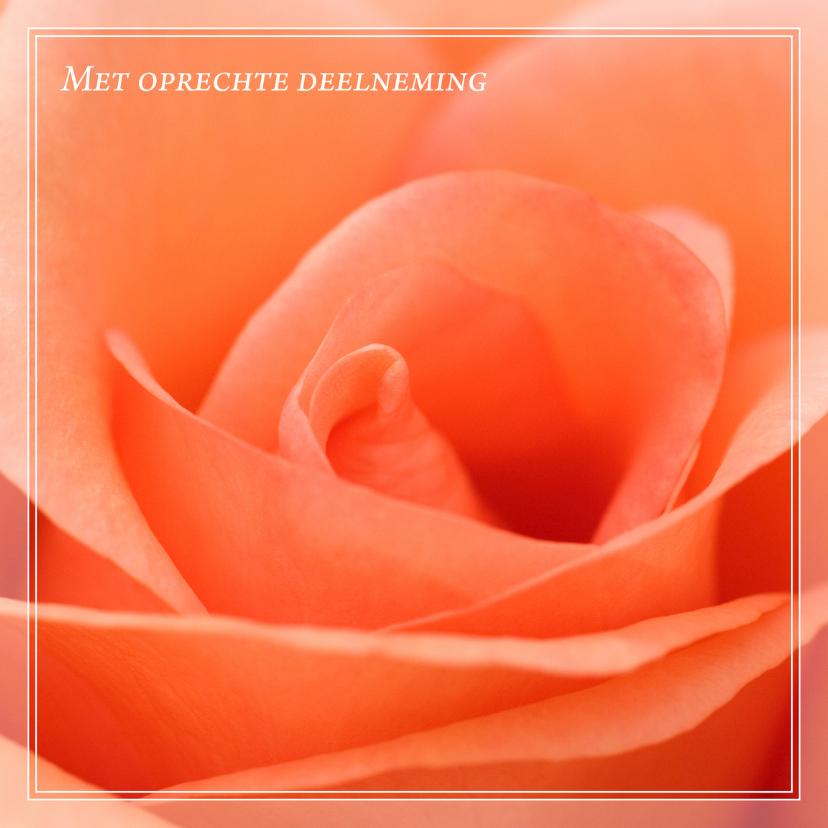 Condoleancekaarten - Condoleance XXXXIV