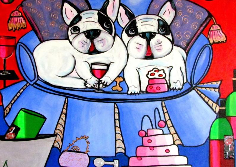 Dierenkaarten - Dieren - Dicky & Daisy