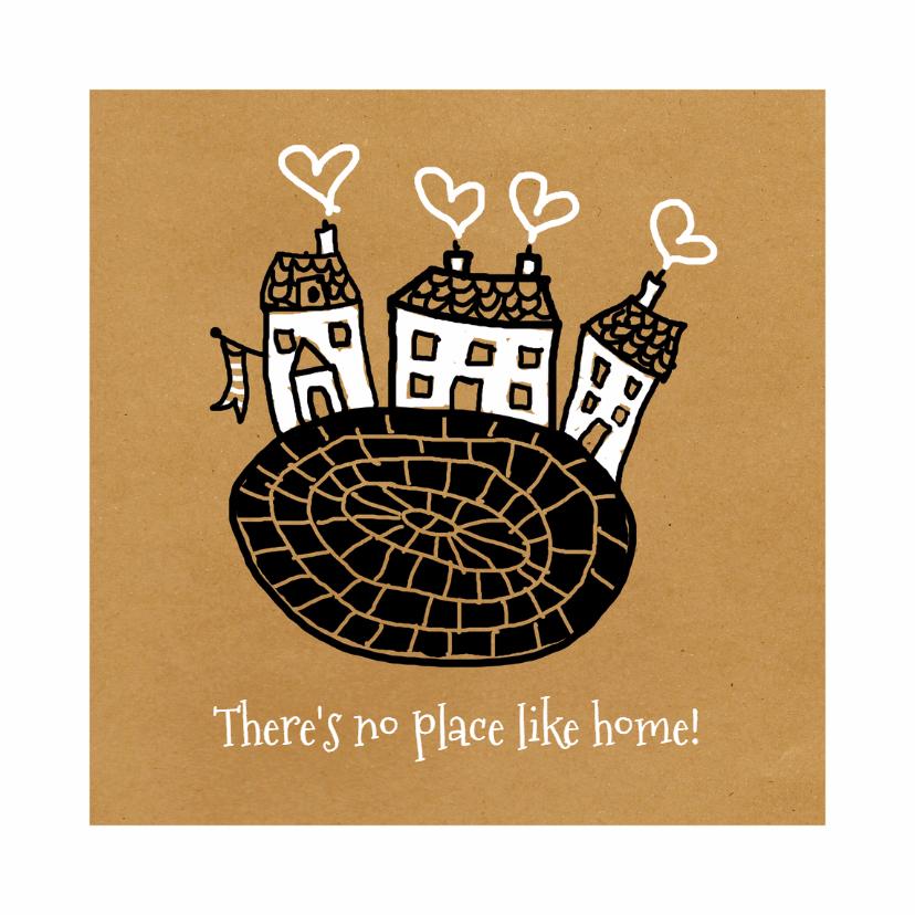 Felicitatiekaarten - Felicitatie - Like Home - MW