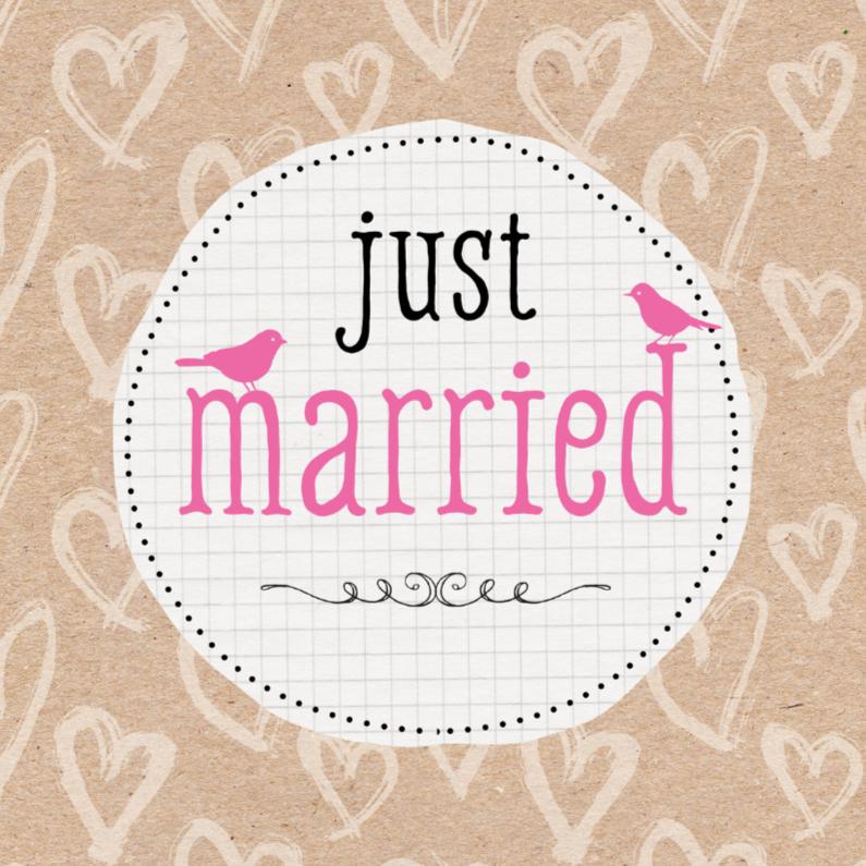 Felicitatiekaarten - Felicitatiekaart Huwelijk 99