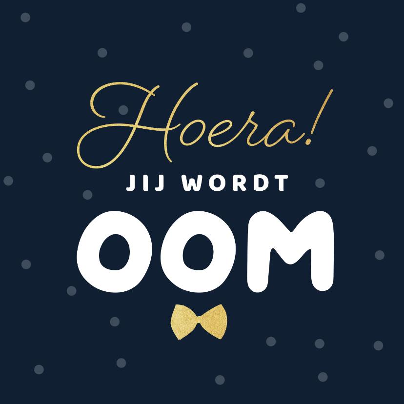 Felicitatiekaarten - Felicitatiekaart oom confetti gefeliciteerd