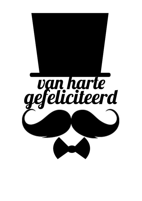 Felicitatiekaarten - gaywedding - felicitatie