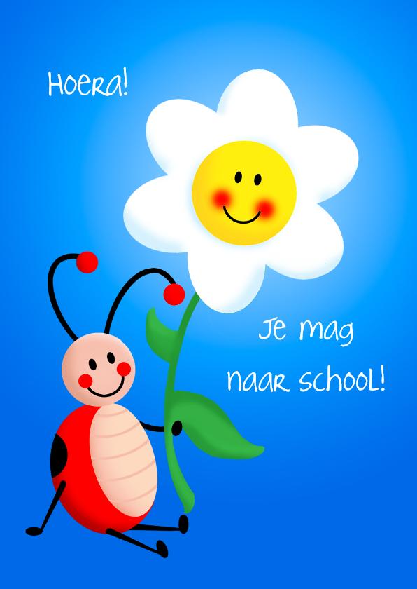 Felicitatiekaarten - Kaarten mailing schooldag