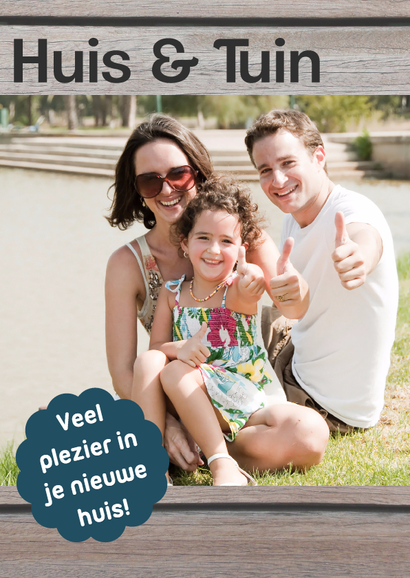 Felicitatiekaarten - Veel Plezier! Magazinekaart