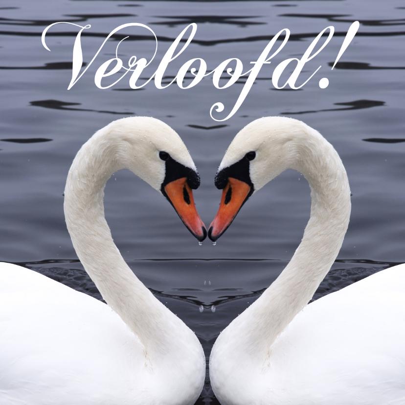Felicitatiekaarten - Verloofd!