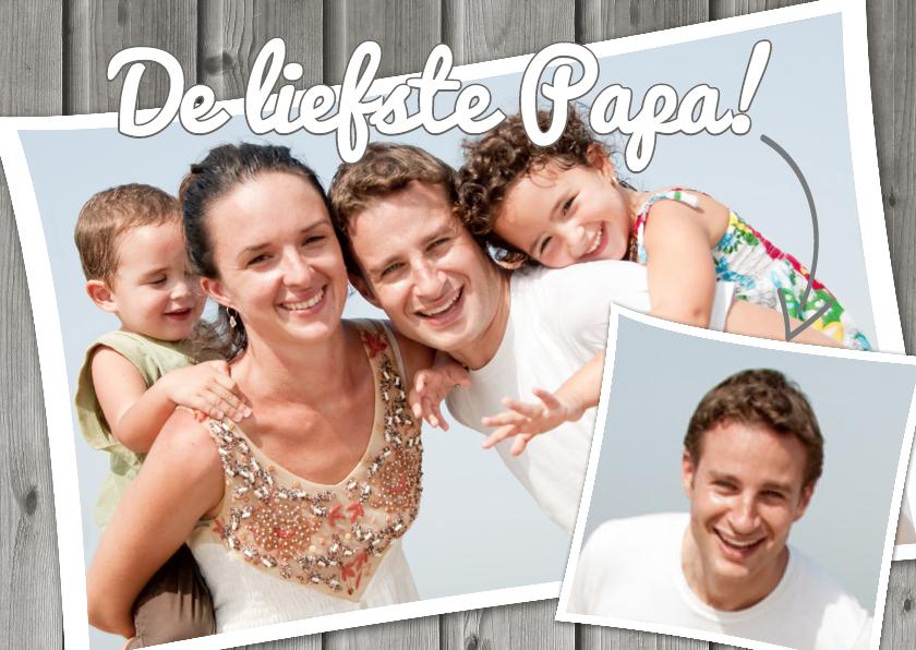 Fotokaarten - De liefste Papa - BK