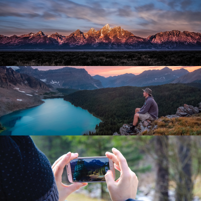Fotokaarten - fotokaart panorama