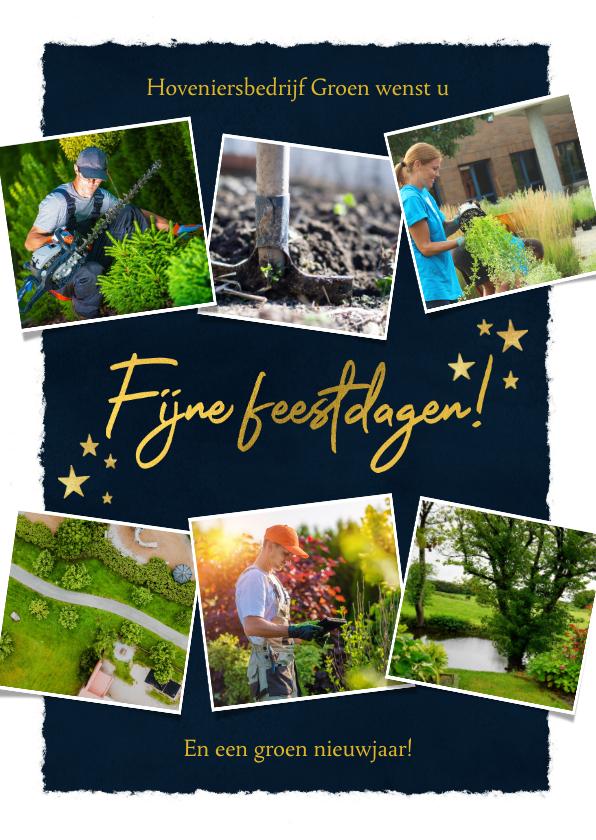 Fotokaarten - Fotokaart zakelijke fotocollage