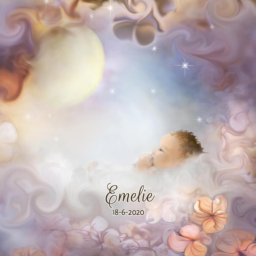 Geboortekaartjes - Droombaby