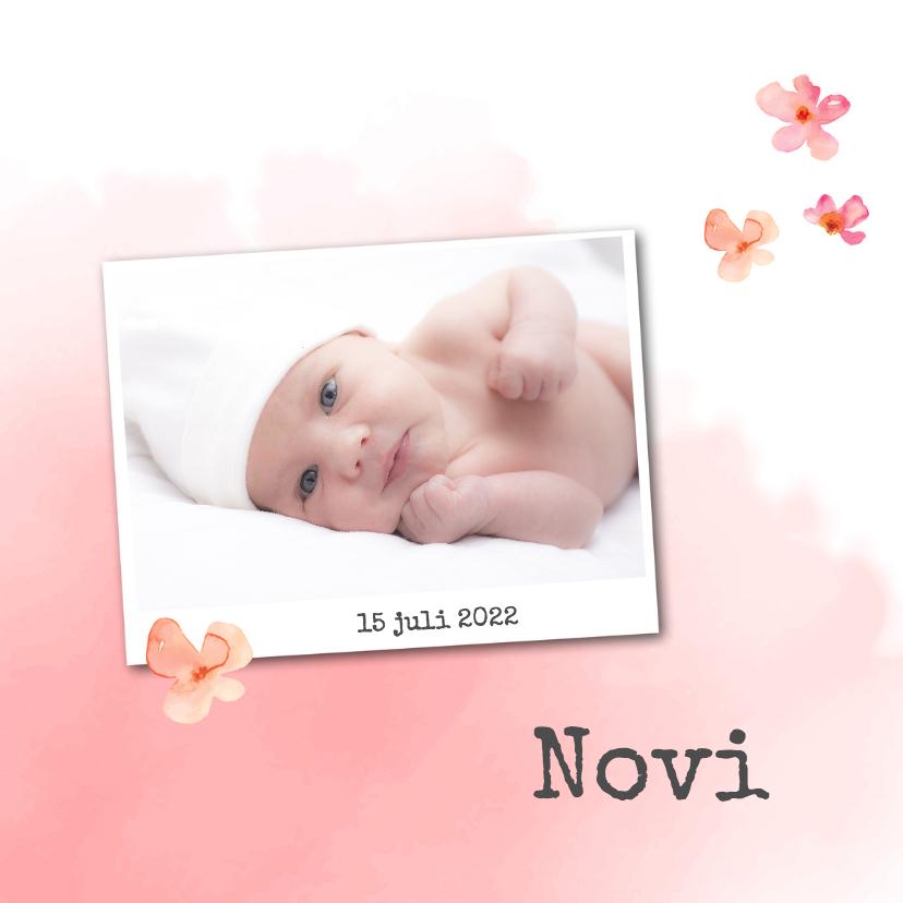 Geboortekaartjes - Geboortekaartje_Novi_SK