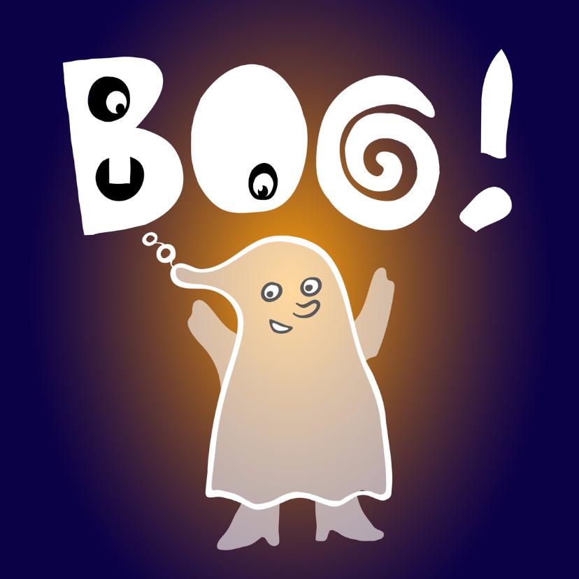 Halloween kaarten - Halloween - BOO