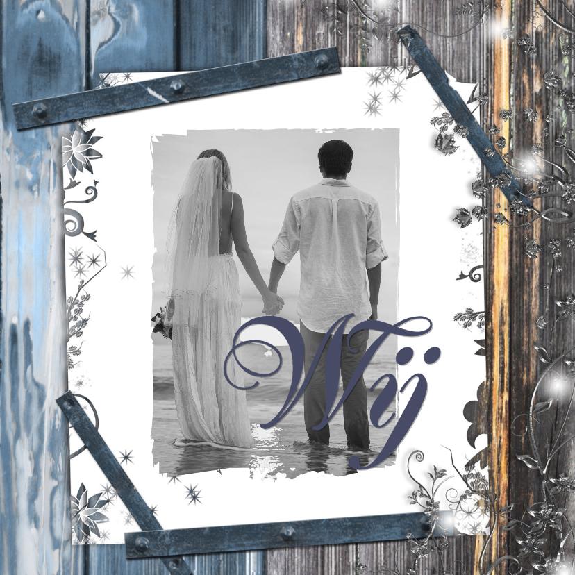 Jubileumkaarten - Jubileum plaats foto en tekst a