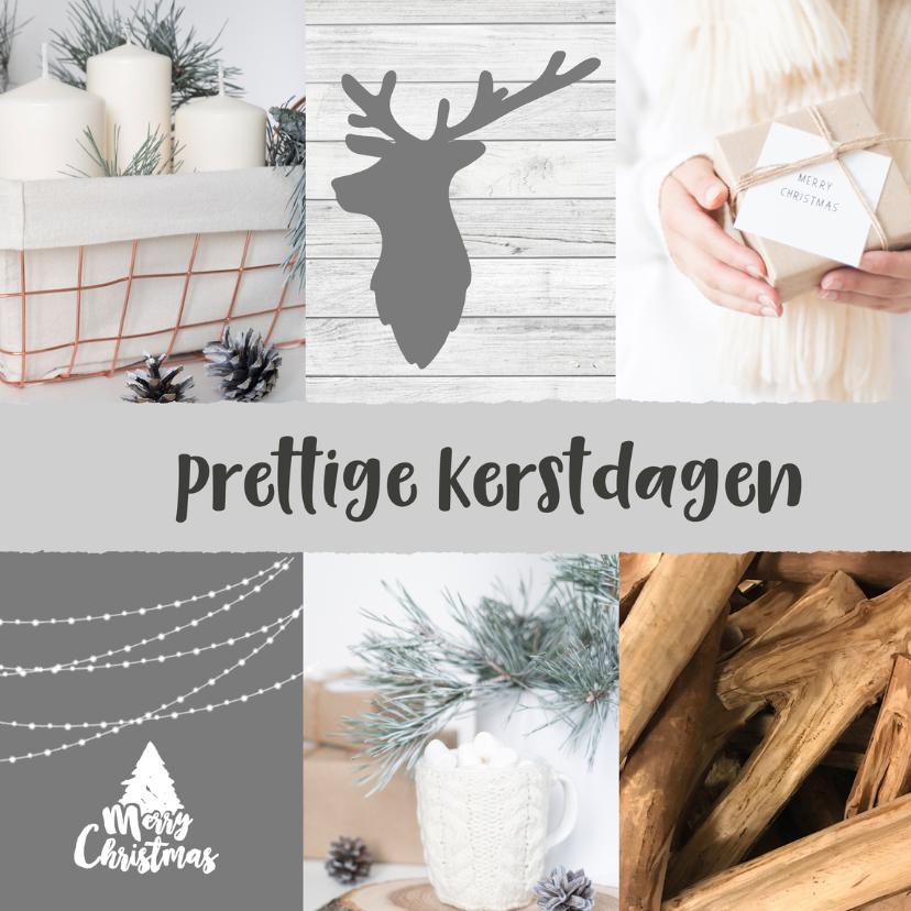 Kerstkaarten - Heerlijke warme kerstdagen