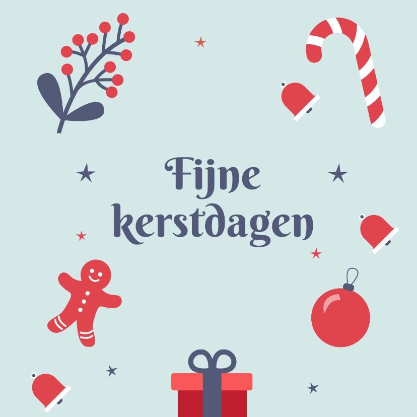 Kerstkaarten - Jeugdfonds Sport & Cultuur Kerst