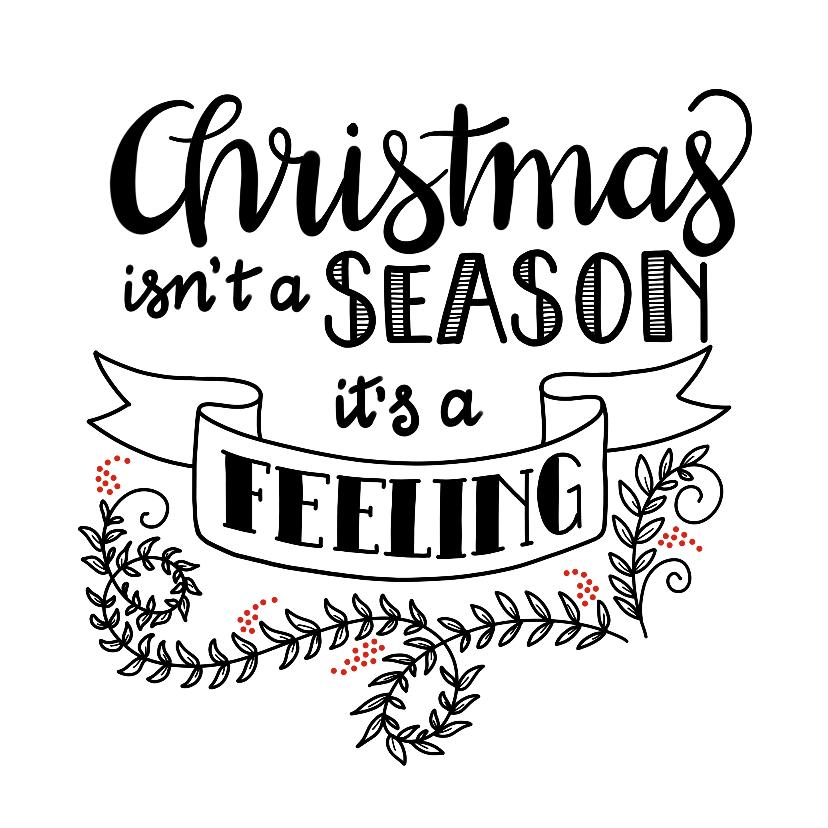 Kerstkaarten - Kerst - Feeling EM