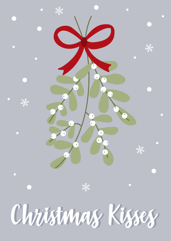 Kerstkaarten - Kerstkaart voor geliefde