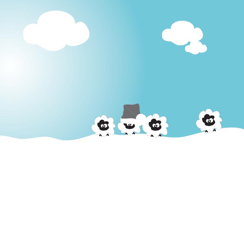 Kerstkaarten - Mo Cards kerstkaart met humor merry new year