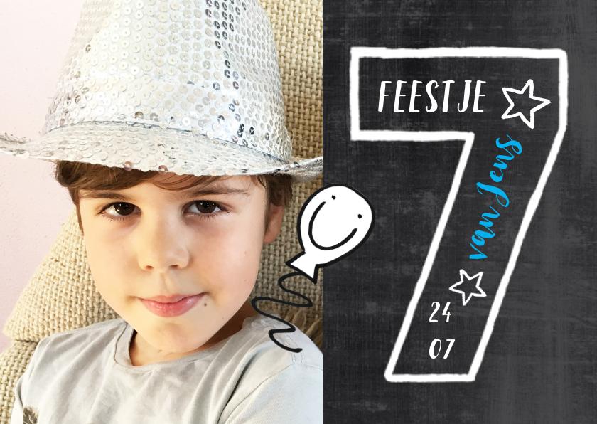 Kinderfeestjes - Kinderfeestje 7 jaar jongen of meisje