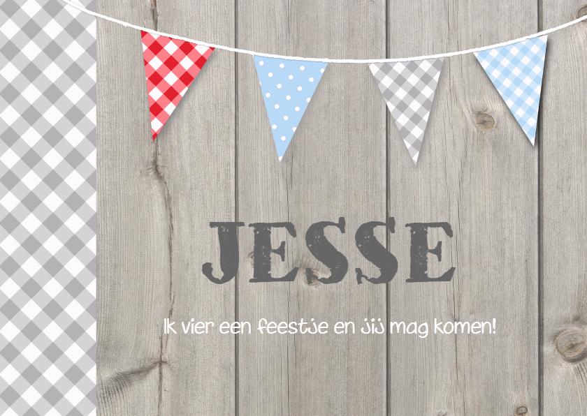 Kinderfeestjes - Kinderfeestje Jesse