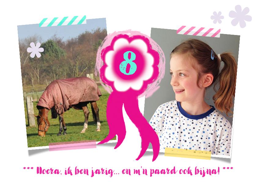 Kinderfeestjes - Kinderfeestje meisje paard leeftijd