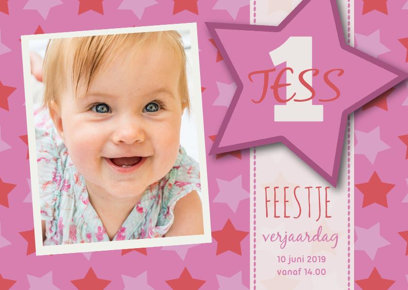 Kinderfeestjes - Kinderfeestje Tess ster