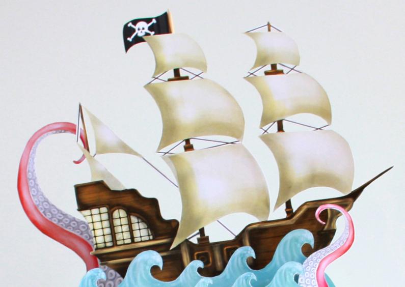 Kinderkaarten - Ahoy maatjes