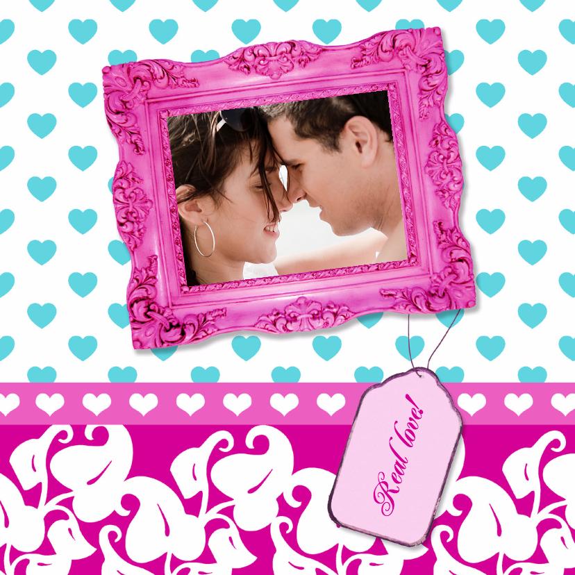 Liefde kaarten - Real love - BK