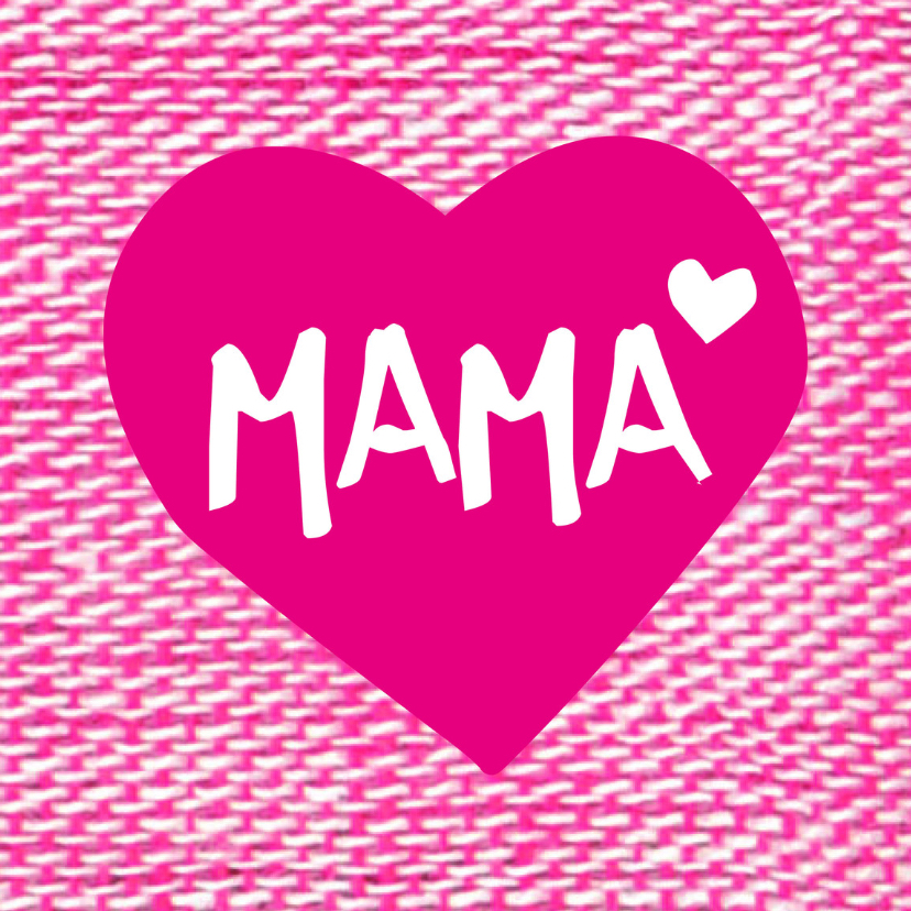 Moederdag kaarten - mama -BF