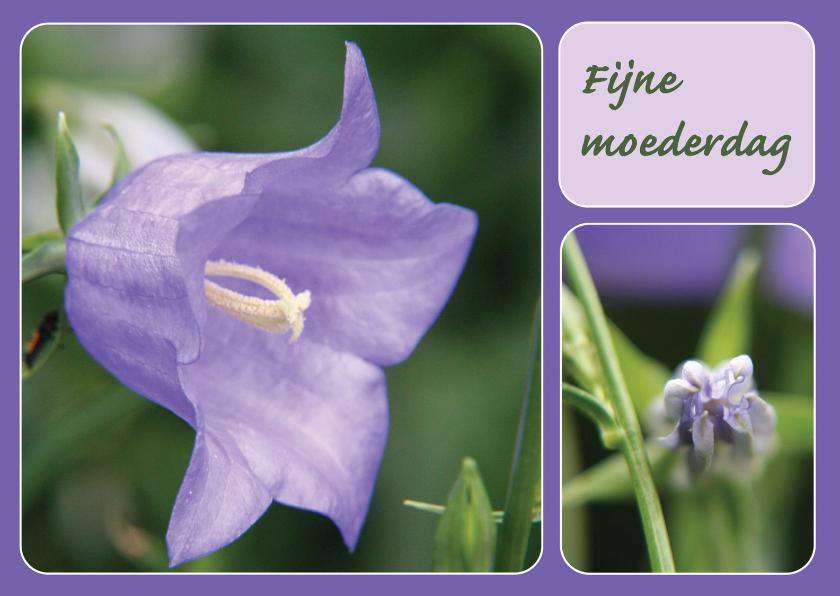 Moederdag kaarten - Moederdagkaart 'Fijne moederdag'