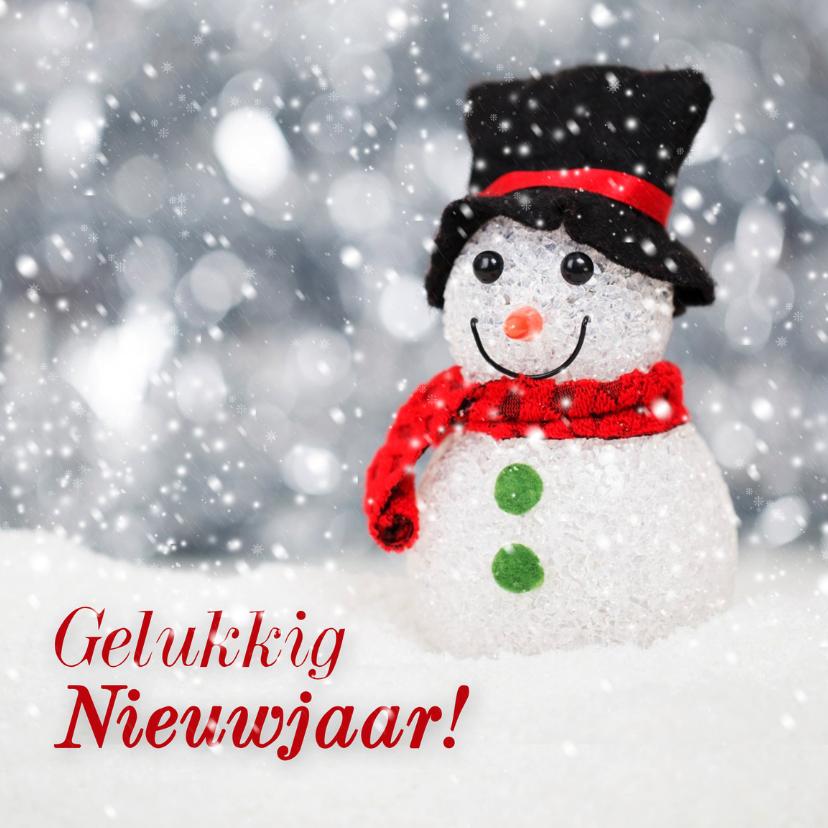 Nieuwjaarskaarten - Gelukkig nieuwjaar! - DH
