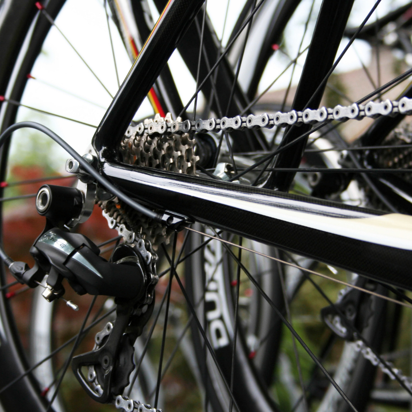 Rouwkaarten - rouwkaart hobby fiets