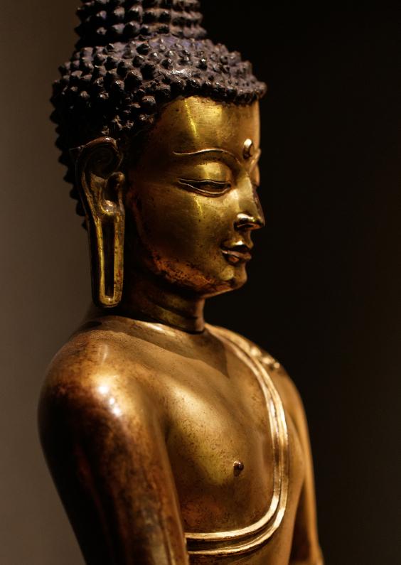 Religie kaarten - Ansichtkaart  Buddha Kunst - OT