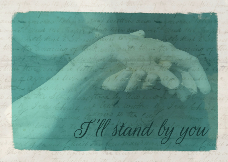 Sterkte kaarten - I'll stand by you - BK