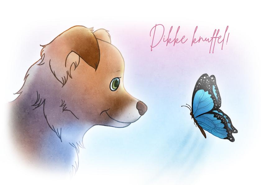 Sterkte kaarten - Sterkte Chiwowy hondje