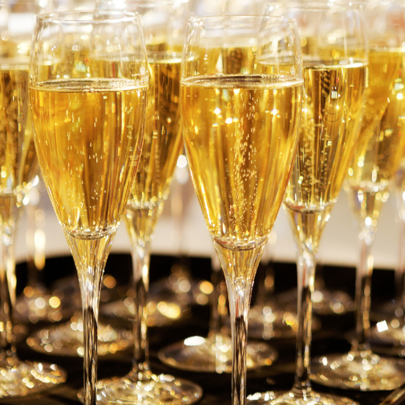 Uitnodigingen - Champagne 3 - OTTI