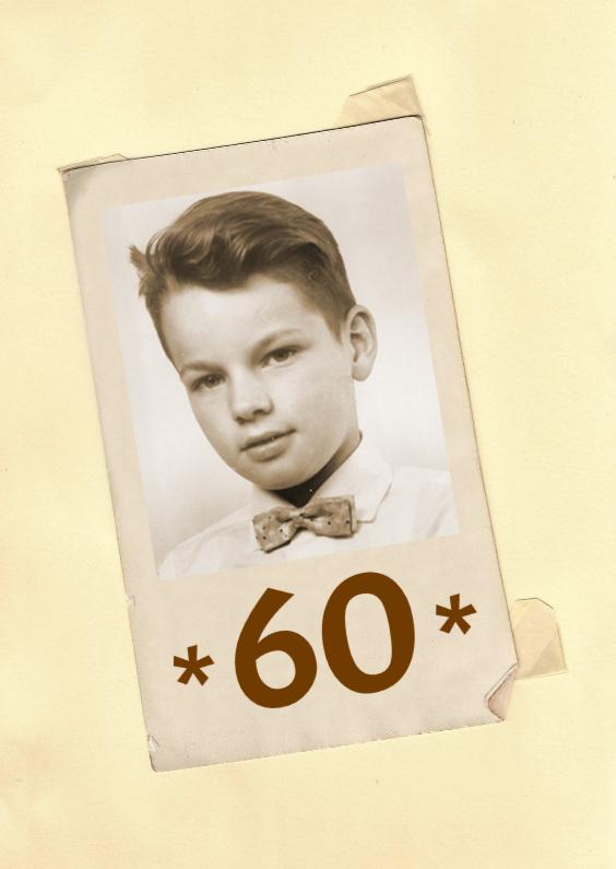 Uitnodigingen - foto album 60
