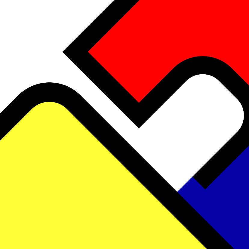 Uitnodigingen - Mondriaan 75 jaar